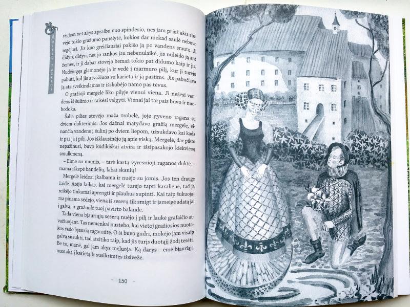 Septynios stirnos: austrų pasakos. Sudarė K. Haiding. Dail. U. Vaičiūnaitė. Vert. D. Urbas, E. Zambacevičiūtė. Alma littera, 2007. 412 psl.